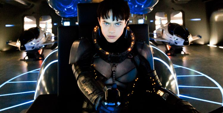 SDCC 2016: Luc Besson Brings Valerian and the City of a Thousand Planets to Life With DeHaan and Delevingne