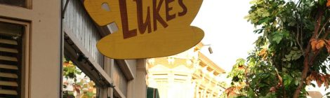 Couldn't go to Luke's Pop-Up Shop? Here's what you missed!