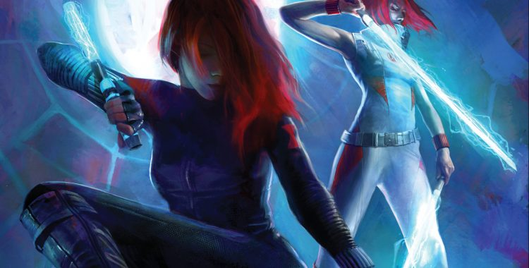 Win A Black Widow: Red Vengeance Prize Pack!