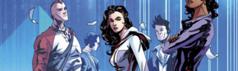Assassin's Creed: Uprising #1 is Action Packed from the Start
