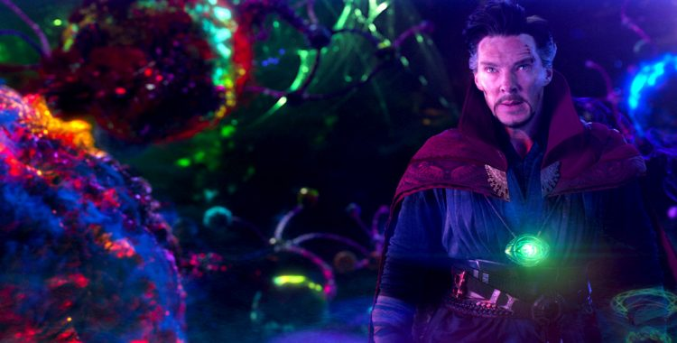 'Doctor Strange' Brings The Mystical Element to the Marvel Cinematic Universe - Out Now on Blu-Ray, DVD, & Digital HD