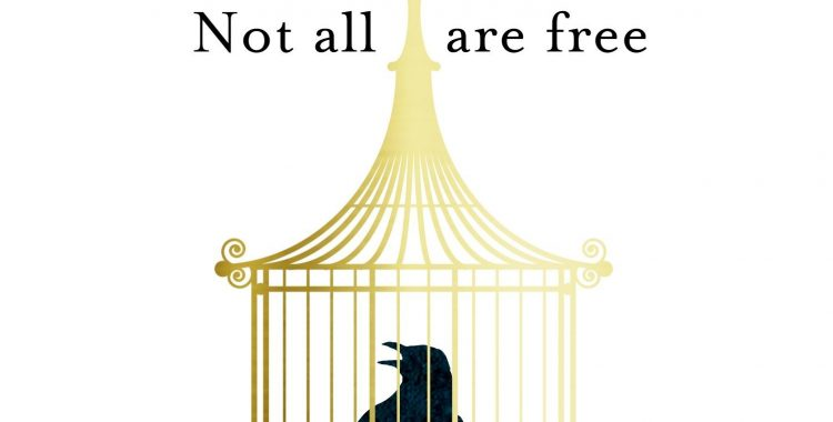 """Gilded Cage"" Traps Readers in a Dark, Fantastical World & We Want More Already!"