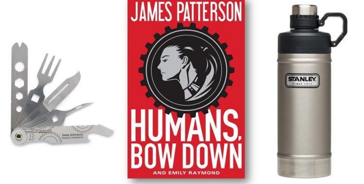Enter Our Humans, Bow Down 'Rebel on the Run' Prize Pack Giveaway!