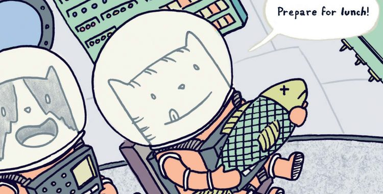 CatStronauts - They Do What Cats Cannot (Like Go into Outer Space!)