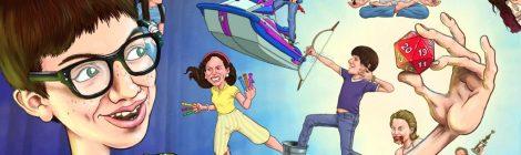 Kickstarter Watch: Roll 1d20 to Hump a Fridge with the Wet Hot American Summer RPG