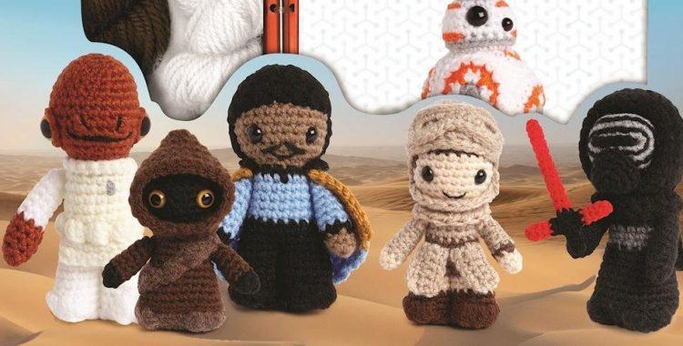 Thunder Bay Press Presents Even More Star Wars Crochet!