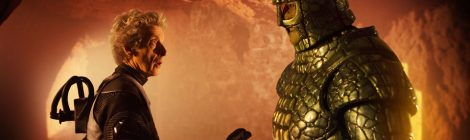 Doctor Who: Empress of Mars Recap