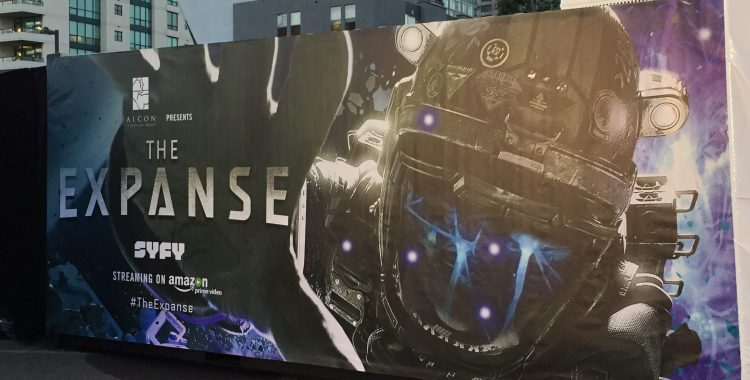 SDCC 2017: The Expanse Escape The Room Experience is One of the Best Off-Sites