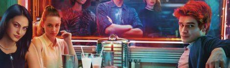 Riverdale Season 1 DVD cover