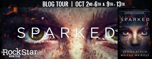Rockstar Book Tours: Sparked - the Twilight we always wanted but never thought to ask for!