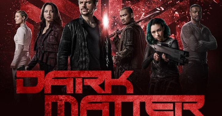Dark Matter Canceled by Syfy!