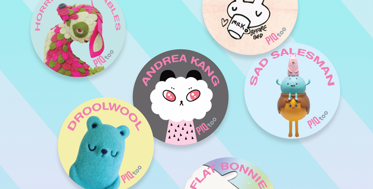 It's a Cuteness Explosion in NYC with Free Swag at PIQtoo's Grand Opening this Weekend