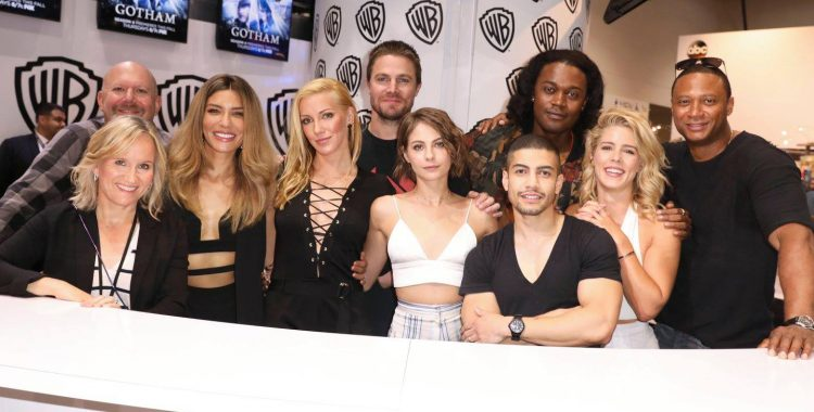 arrow sdcc 2017