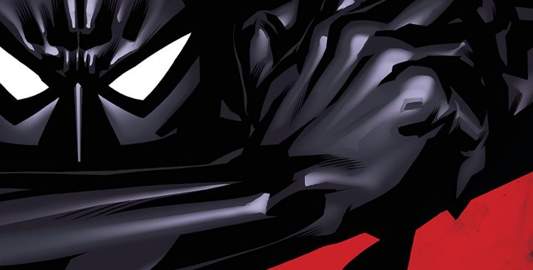 Batman Beyond Gets the Rebirth Treatment in 'Batman Beyond Vol. 1 - Escaping the Grave'