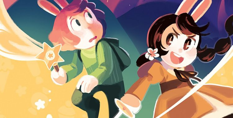 Dive into The Doughnut Kingdom with the First Volume of Gigi D.G.'s Cucumber Quest!