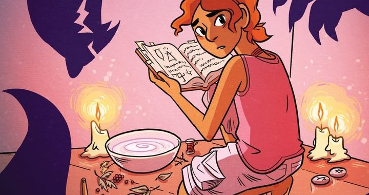 'The Witch Boy' by Molly Ostertag is a Magical Adventure With a Powerful Message for Young Readers - One of our Favorite OGNs of 2017!