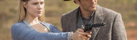 Westworld Season 1 - Own it on 4K UltraHD and Blu-ray™ Today!