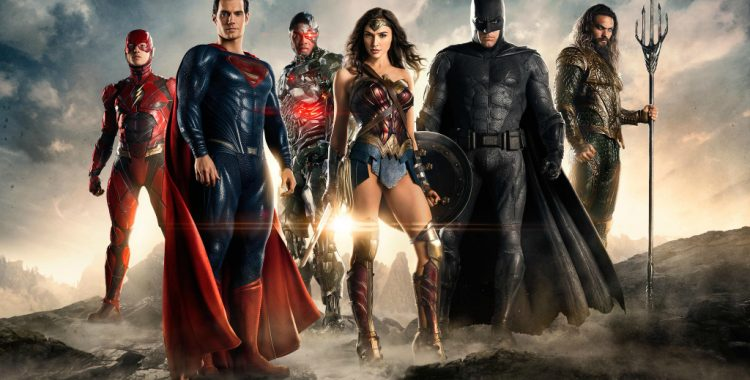 Justice League is Meh At Best
