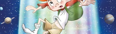 """Explore """"Red's Planet"""" in Eddie Pittman's Charming Middle Grade Graphic Novel Series!"""