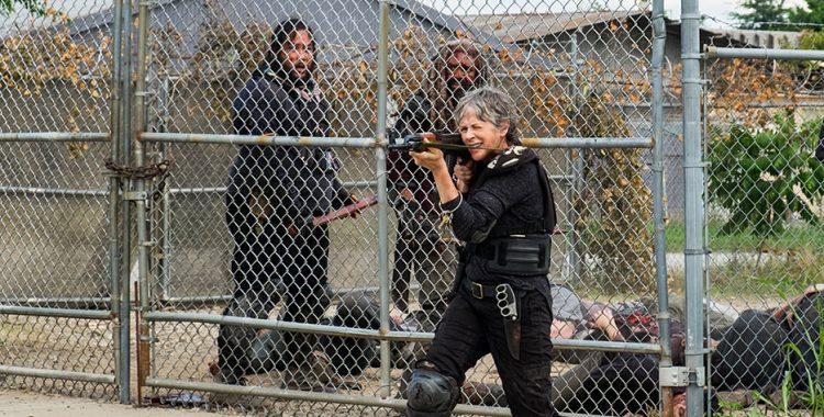 The Walking Dead: Some Guy Recap