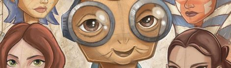 Maz Kanata Shares Stories of Daring Star Wars Heroines in 'Forces of Destiny: Tales of Hope & Courage'