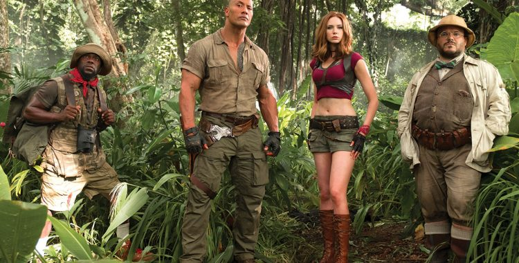 Jumanji: Welcome to the Jungle - Better Than it Has Any Right to Be