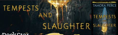 Rockstar Book Tour: Return to Tortall in 'Tempests and Slaughter' [+Giveaway]