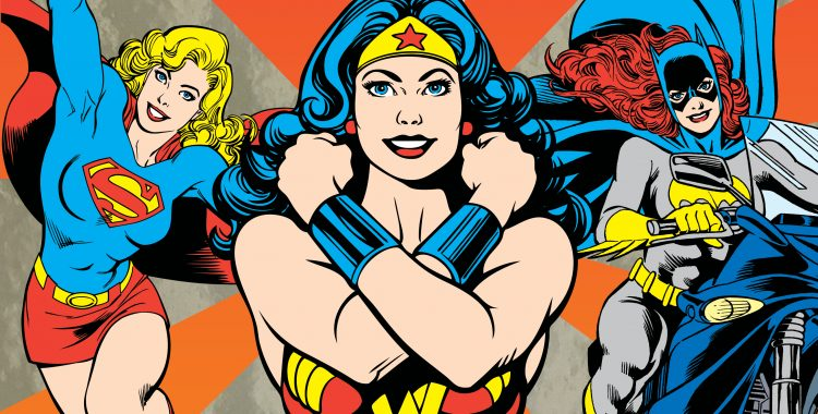'The Big Book of Girl Power' Gives Young Girls A Whole Book Full of Awesome Superheroine Role Models!