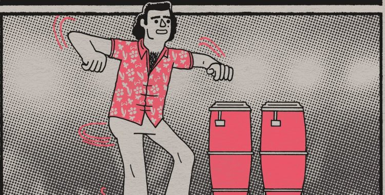 Box Brown Explores the Life of The Unbelievable Andy Kaufman in 'Is This Guy For Real?'