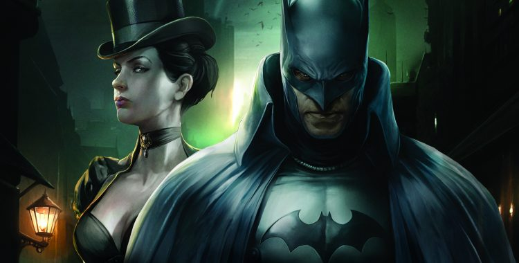 'Batman: Gotham by Gaslight' Pits the Dark Knight Against Jack the Ripper -- Out Today on Blu-Ray!