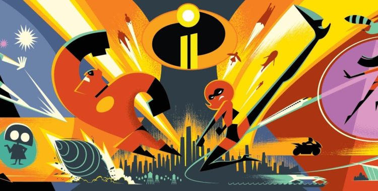 The Incredibles 2 is Family Friendly Fun with Familiar Superheroes