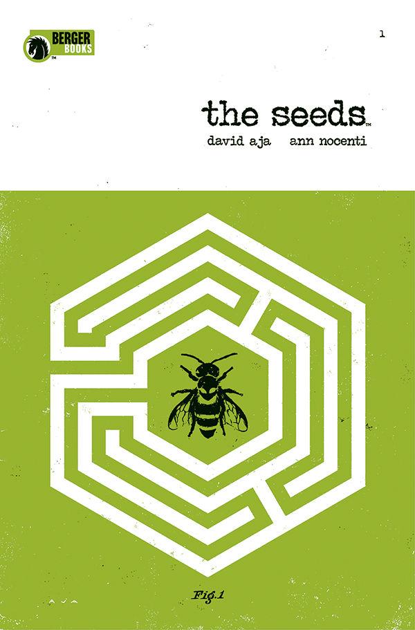 The Seeds #1 Dark Horse