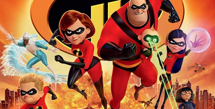 Jump Right Back into the Action with Disney's Beloved Super-Family in 'Incredibles 2'